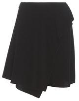 Isabel Marant Alize Crêpe Miniskirt