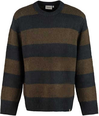Carhartt Alvin Long Sleeve Crew-neck Sweater