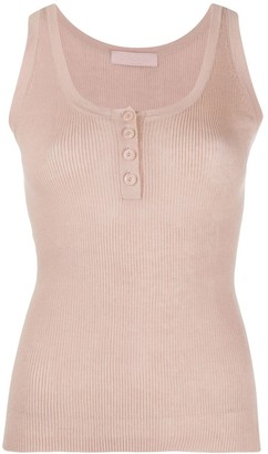 Drome Ribbed Tank Top