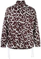 Marni geometric jacket