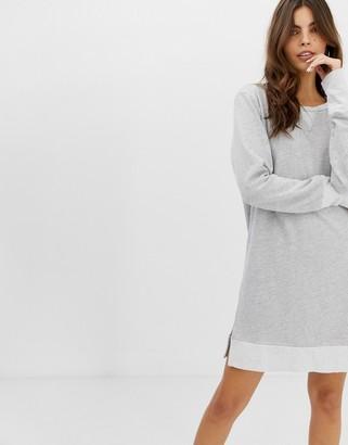 Nytt NYTT Jules sweat dress-Gray