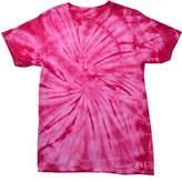 Colortone Childrens Unisex Tonal Spider Short Sleeve T-Shirt (L)