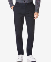 Perry Ellis Men's Bedford Slim-Fit Pants