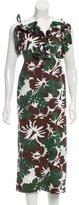 Rosie Assoulin Blooming Onion Midi Dress w/ Tags