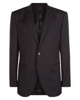 Jaeger Wool Black Regular Jacket