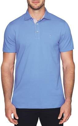 Tailorbyrd Fancy Classic Fit Polo Shirt
