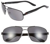 Carrera Eyewear 62mm Polarized Sunglasses