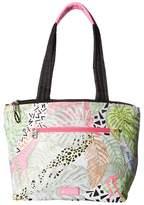 Sakroots Artist Circle Medium City Tote Tote Handbags
