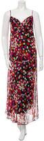 Chanel Silk Polka Dot Dress