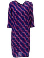 Laura Urbinati Printed Dress