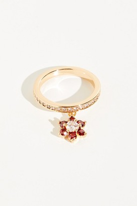Joy Dravecky Flower Shaker Ring