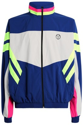 Vetements Colour-Block Track Jacket