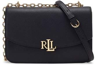 Ralph Lauren Large Leather Crossbody Bag
