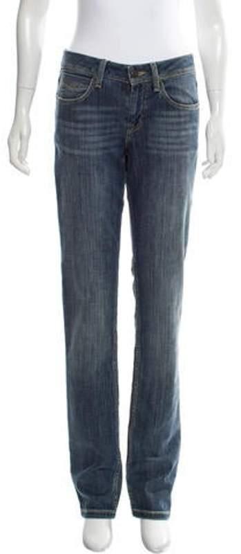 rivenditore di vendita edfd1 b9214 Mid-Rise Cropped Jeans blue Mid-Rise Cropped Jeans