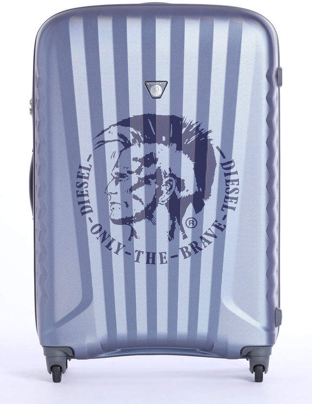 Diesel MOVE M Luggage P0228 - Blue