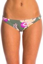 Roxy Castaway Floral 70's Bikini Bottom 8147397