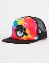 Neff Tie Dye Kenny Boys Trucker Hat