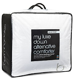 Bloomingdale's My Luxe Asthma & Allergy Friendly Medium Weight Down Alternative Comforter, King - 100% Exclusive