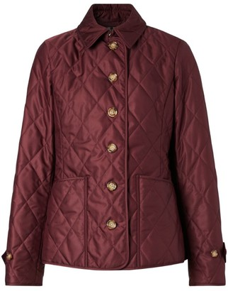 Diamond Quilted Jacket Up to 50% off