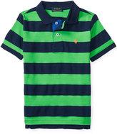 Ralph Lauren Bold Striped Polo, Toddler Boys (2T-4T) & Little Boys (2-7)