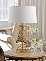 Regina-Andrew Design Regina Andrew Design Mosaic Drum Table Lamp
