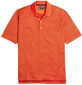 Brooks Brothers St Andrews Links Thin Stripe Polo Shirt