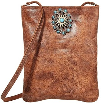 Leather Rock Paula Cell Pouch