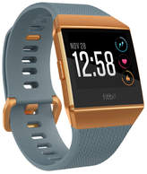 Fitbit Ionic Smart Fitness Watch - Slate Blue / Burnt Orange