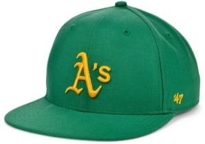 '47 Boys' Oakland Athletics Basic Coop Snapback Cap