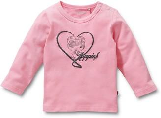 Noppies Children's Round Neck Long Sleeve Jersey 62 Rosa (Pink (Pink))