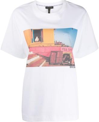Escada jersey graphic T-shirt