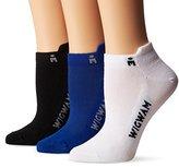 Wigwam Women's Ironman Lightning Pro Low Cut Running Sock 3-Pack