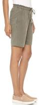 James Perse Paper Bag Gauze Shorts