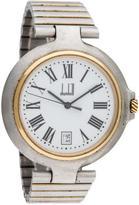 Dunhill Two-Tone Quartz Watch