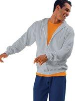 Hanes Adult Ultimate Cotton Full-Zip Hood (XL)