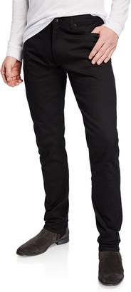 Ralph Lauren Purple Label Men's Tapered Stretch-Denim Jeans