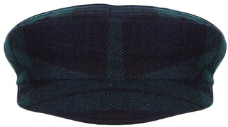 Lapin House Plaid Cap