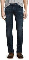 Nudie Jeans Grim Tim Unlit Indigo Slim Jeans, Blue