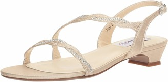 Dyeables Inc Womens Jasper Dress Sandal