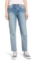 Obey Women's Sundays Straggler High Waist Jeans