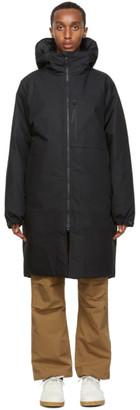 Nanamica Black Down Kodenshi Coat