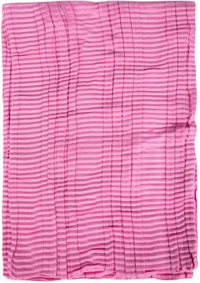Emporio Armani Stripe Pattern Scarf