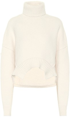 Golden Goose Amber cotton and wool-blend sweater