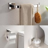 CNLG- Contemporary Mirror Polished Wall Mounted Bathroom Accessory Sets