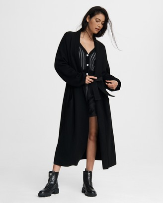 Rag & Bone Emory wool sweater coat