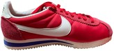 Nike Cortez Red Suede Trainers