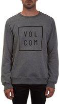 Volcom Aperture Crew Sweater