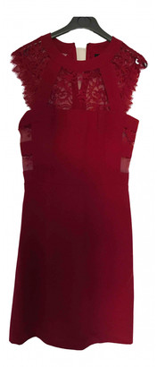 The Kooples Red Lace Dresses