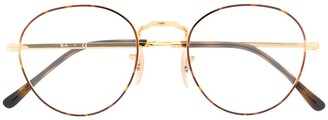 Ray-Ban Round Frame Glasses