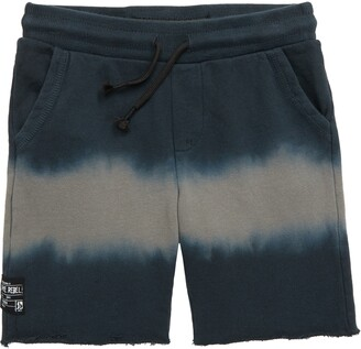Joe's Jeans Tie Dye Knit Jogger Shorts